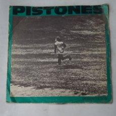 Discos de vinilo: PISTONES - PERSECUCION + GALAXIA - SINGLE. TDKDS17. Lote 177178122
