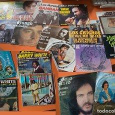 Discos de vinilo: 65 DISCOS SENCILLOS DE LOS 50-60. Lote 177185419