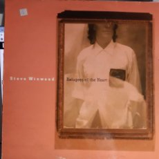 Discos de vinilo: STEVE WINWOOD-REFUGEES OF THE HEART. Lote 177185489