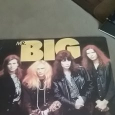 Discos de vinilo: MR BIG- TO BE WITH YOU -BABA O,RILEY (THE WHO). Lote 177186589