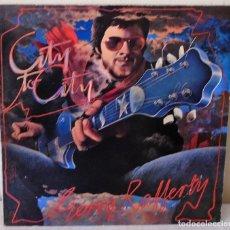 Discos de vinilo: GERRY RAFFERTY - CITY TO CITY UNITED ARTISTS - 1979. Lote 177190055