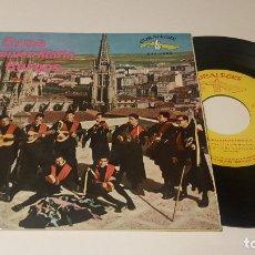 Discos de vinilo: EP TUNA UNIVERSITARIA DE BURGOS VOL 3 AÑO 1962 . Lote 177191683