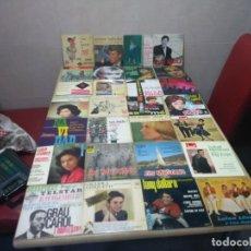 Discos de vinilo: LOTE 33 DISCOS AÑOS 60 €.. Lote 177194164