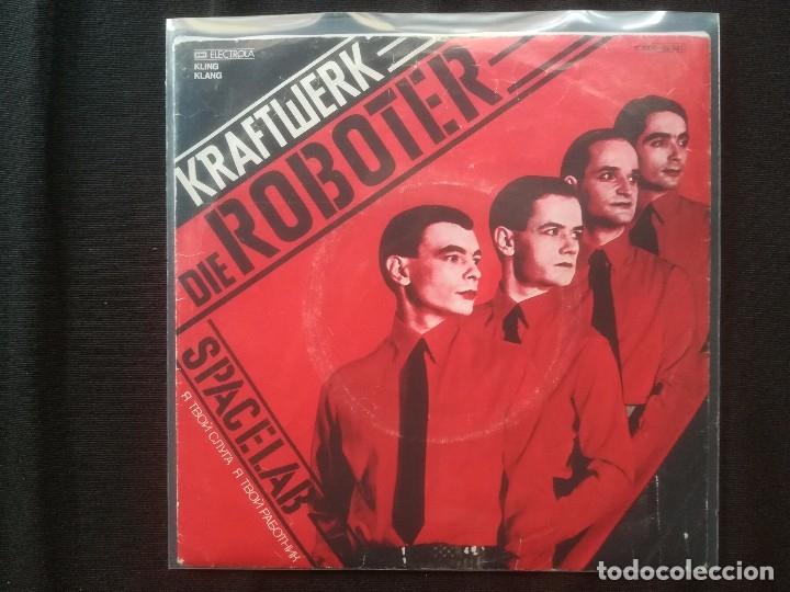 KRAFTWERK - DIE ROBOTER (Música - Discos - Singles Vinilo - Electrónica, Avantgarde y Experimental)