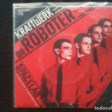 Discos de vinilo: KRAFTWERK - DIE ROBOTER. Lote 177194620