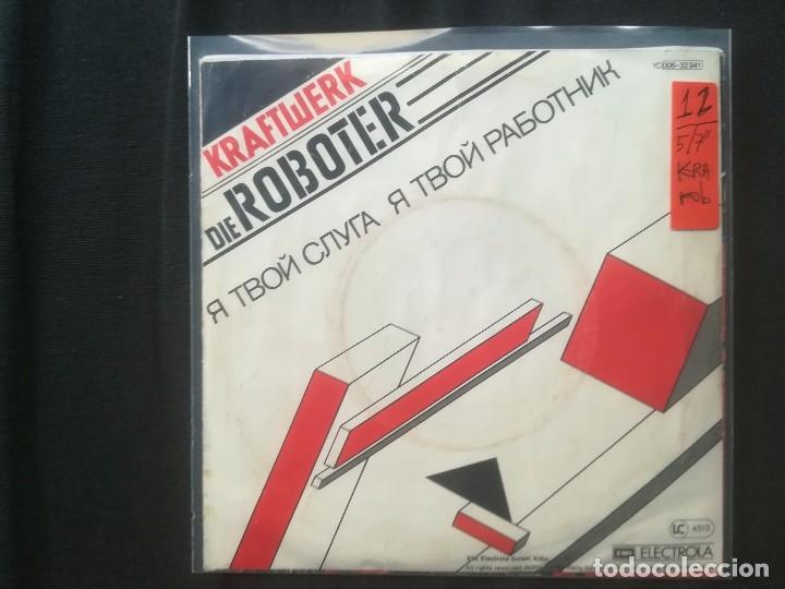 Discos de vinilo: KRAFTWERK - DIE ROBOTER - Foto 2 - 177194620