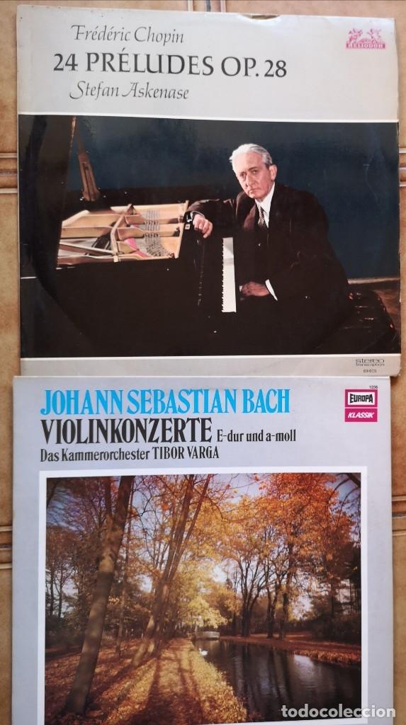Discos de vinilo: Vinilio opera varios autores - Foto 2 - 177195400
