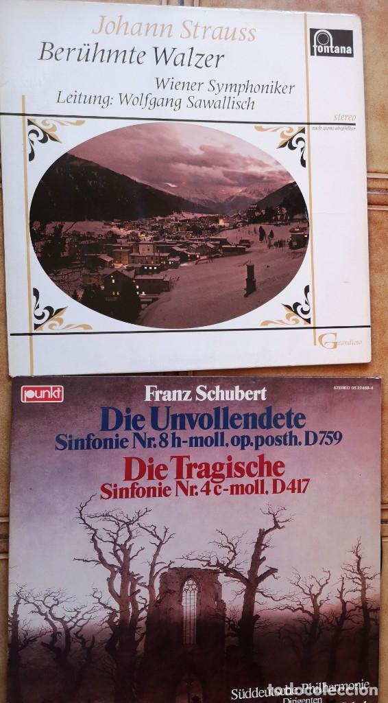 Discos de vinilo: Vinilio opera varios autores - Foto 4 - 177195400