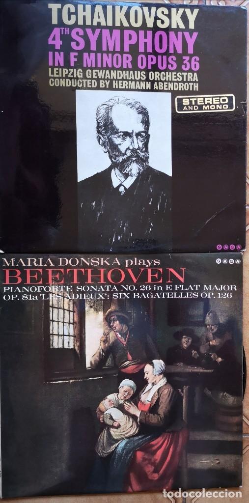 Discos de vinilo: Vinilio opera varios autores - Foto 5 - 177195400