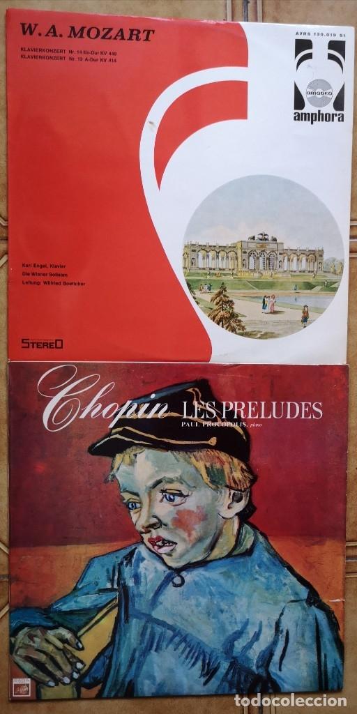 Discos de vinilo: Vinilio opera varios autores - Foto 10 - 177195400