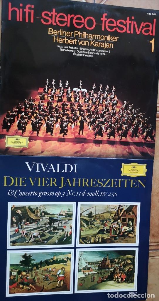 Discos de vinilo: Vinilio opera varios autores - Foto 12 - 177195400