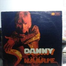 Discos de vinilo: LP DANNY KÄÄRME ( VERSIONES EN FINLANDES DE TEMAS DE GEORGE HARRISON, ELTON JOHN , MARC BOLAN,. Lote 177196168