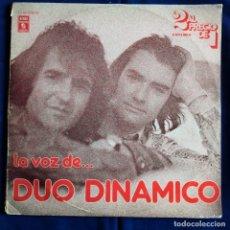 Discos de vinilo: DUO DINAMICO. GRANDES EXITOS. DOBLE LP.. Lote 177198699