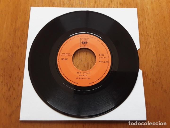 Discos de vinilo: BOB DYLAN - WIGWAM 1970 SINGLE ORIGINAL ESPAÑOL - Foto 3 - 177202182