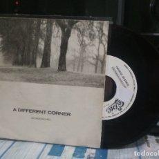 Discos de vinilo: GEORGE MICHAEL A DIFFERENT CORNER SINGLE SPAIN 1986 PDELUXE. Lote 177211688