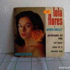 Discos de vinilo: LOLA FLORES . Lote 177230690