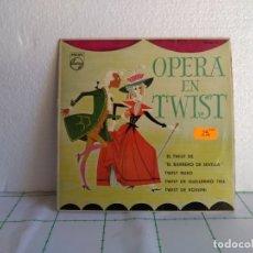 Discos de vinilo: OPERA EN TWIST . Lote 177230933