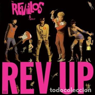 THE REVILLOS - REV UP - 2019 BEAT GENERATION RECORDS REISSUE (Música - Discos - LP Vinilo - Punk - Hard Core)