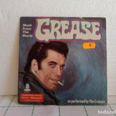 Discos de vinilo: GREASE . Lote 177257544