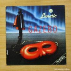 Discos de vinilo: GAZEBO - LUNATIC - MAXI. Lote 177261898
