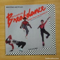 Discos de vinilo: OLLIE AND JERRY - BREAKIN THERE´S NO STOPPING US - MAXI. Lote 177262170