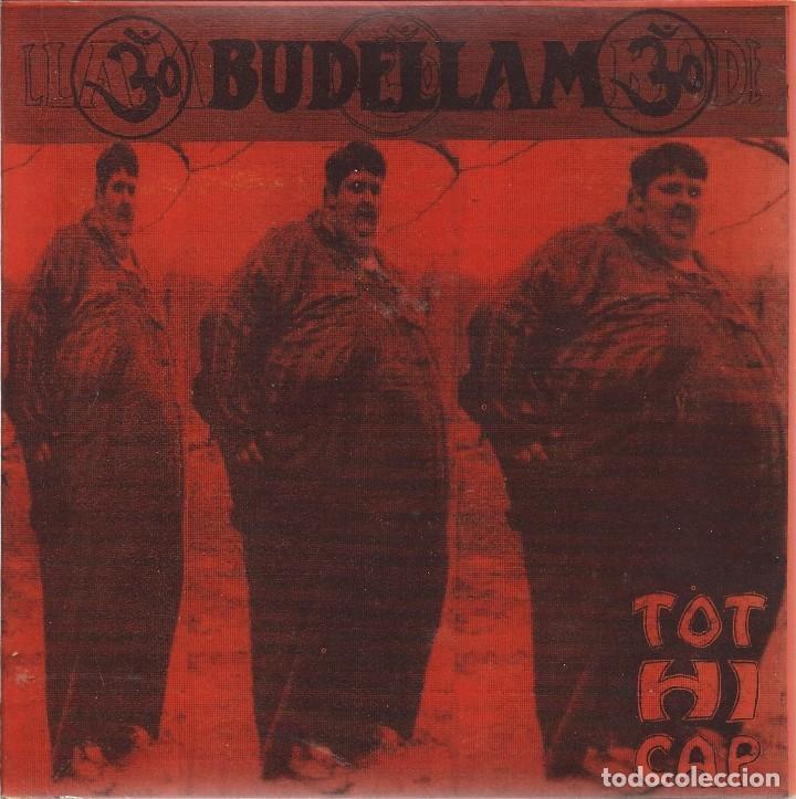 BUDELLAM, TOT HI CAP (MACACO 1991) EP -2 INSERTOS- (Música - Discos - Singles Vinilo - Punk - Hard Core)