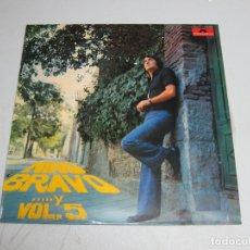 Discos de vinilo: 33 RPM LP - NINO BRAVO - ...Y VOL.5. Lote 177268154