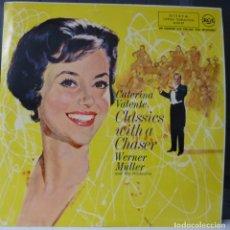 Discos de vinilo: CATERINA VALENTE //LAS VERSIONES DE CATERINA//1960//(VG+VG+). LP. Lote 177268820