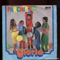 Discos de vinilo: PARCHIS. GLORIA . EN LA ARMADA BELTER 1979, VINILO VERDE. Lote 177268905