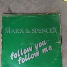 Discos de vinilo: DAVID MARX. Lote 177272930