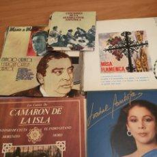 Discos de vinilo: VINILIO MÚSICA ESPAÑOLA VARIOS GÉNEROS 24 EN TOTAL. Lote 177284324