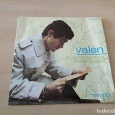 Discos de vinilo: DISCO VINILO MAXI SINGLE VALEN. Lote 177284733