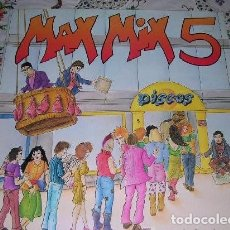 Discos de vinilo: MAX MIX 5 EDICION ESPAÑOLA. Lote 177285408