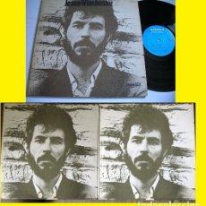 Dischi in vinile: JESSE WINCHESTER 1970, RARO 1º LP ( THE BAND ) SUPER 1ª EDIC ORG USA AMPEX, DOBLE CARPETA, TODO EXC. Lote 177291390