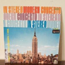 Discos de vinilo: FERRANTE Y TEICHER - MODERN CONCERTO IN STEREO - LP. Lote 177295597