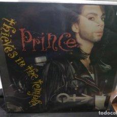 Discos de vinilo: MAXI LP PRINCE THIEVES IN THE TEMPLE BUEN SONIDO. Lote 177295763