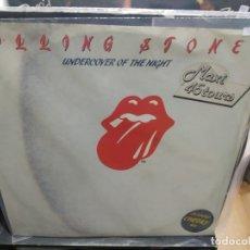 Discos de vinilo: MAXI LP ROLLING STONES UNDERCOVER OF THE NIGHT BUEN SONIDO. Lote 177297853