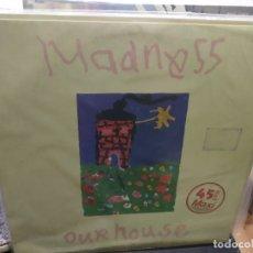Discos de vinilo: MAXI LP MADNESS OUR HOUSE BUEN SONIDO. Lote 177301007