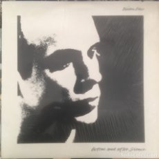 Discos de vinilo: BRIAN ENO – BEFORE AND AFTER SCIENCE ILPS 9478 USA 1978 WINCHESTER PRESSING LP EXCELENTE NM / NM. Lote 177301244