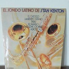 Discos de vinilo: EL SONIDO LATINO DE STAN KENTON, MCA RECORDS, S-21.572, DE LOS 70.. Lote 177302533