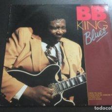 Discos de vinilo: BB KING - BLUES . Lote 177303588