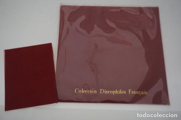 Discos de vinilo: SINGLE - LES DISCOPHILIES FRANÇAIS / VIVALDI CONCIERTO EN RE MAYOR OP.10 Nº 5 / HD 5414 - Foto 4 - 177305940