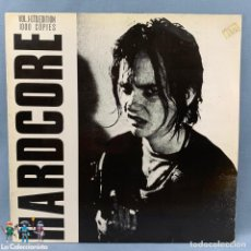 Discos de vinilo: HARDCORE VOLUMEN 1 LP - ARTLESS, K.G.B., DREAM POLICE, EA80, AIDSCATS, CROWD OF ISOLATED PUNK 1988. Lote 177308469