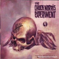 Discos de vinilo: THE CHUCK NORRIS EXPERIMENT BEST OF THE FIRST FIVE LP . PUNK ROCK TURBONEGRO. Lote 177309882