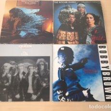 Discos de vinilo: LOTE 4 DISCOS VINILO. Lote 177315133