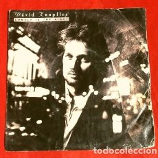 Discos de vinilo: DAVID KNOPFLER (SINGLE 1991 GERMANY) LONELY IS THE NIGHT - LIKE LOVER DO (MIEMBRO DIRE STRAITS). Lote 177322239