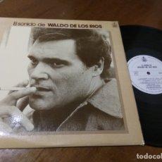 Discos de vinilo: : EL SONIDO DE WALDO DE LOS RIOS LP HISPAVOX 1978 - . Lote 177363820