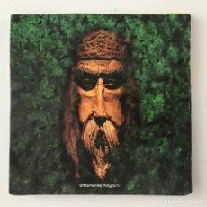 Discos de vinilo: ULTRAMARINE - KINGDOM - SINGLE BLANCO Y NEGRO UK 1993. Lote 177366228
