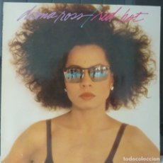 Discos de vinilo: DIANA ROSS //RED HOT//1987//(VG VG). MADE IN USA. LP. Lote 177366570