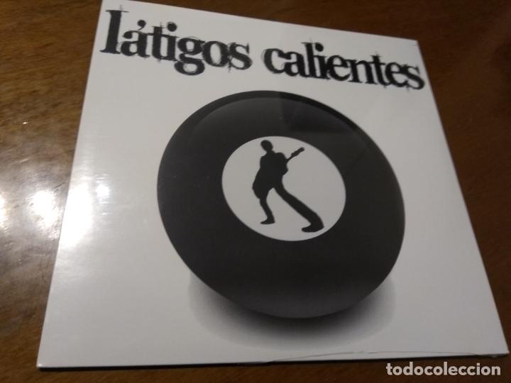 LATIGOS CALIENTES -LA MARCA DEL NORTE- EP 10 PULGADAS-RARO!! ROCK MADRID-NUEVO PRECINTADO (Música - Discos de Vinilo - EPs - Grupos Españoles de los 90 a la actualidad)